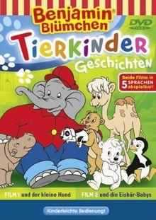 Benjamin Blümchen - Tierkinder/Eisbärbabys/Hund