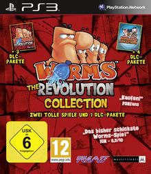 Worms - The Revolution Collection