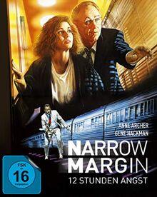 Narrow Margin - 12 Stunden Angst - Mediabook (+ DVD) [Blu-ray]