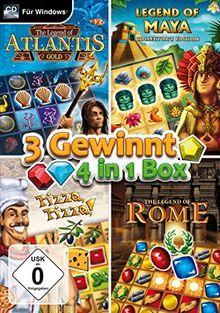 3 Gewinnt - 4in1 Box - [PC]