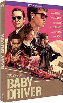Baby Driver [DVD + Digital UltraViolet]