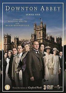 Downton Abbey Series 1 (Dutch Import - keine deutsche Tonspur)