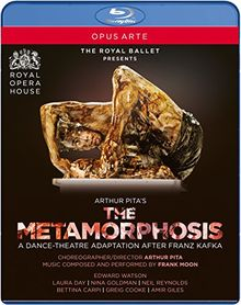 The Metamorphosis (live at the The Royal Opera House, March 2013) [Blu-ray]
