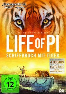 Life of Pi - Schiffbruch mit Tiger