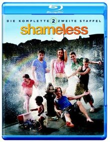 Shameless - Staffel 2 [Blu-ray]