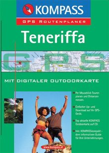 Teneriffa. CD-ROM für Windows ab 95. Digitale Outdoorkarte