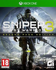 Sniper Ghost Warrior 3 Season Pass Edition Jeu Xbox One