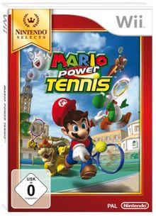 Mario Power Tennis [Nintendo Selects]