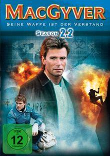 MacGyver - Season 2, Vol. 2 [3 DVDs]