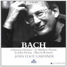 Bach: Sacred Vocal Works - Die grossen geistlichen Chorwerke