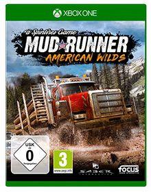 Spintires: Mudrunner American Wilds Edition (XB1)