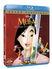 Mulan [Blu-ray] [FR Import]