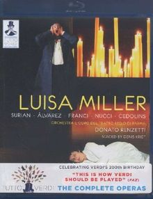 Tutto Verdi: Luisa Miller [Blu-ray]