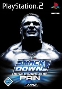 WWE Smackdown 5 - Here comes the Pain
