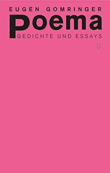 poema: Gedichte und Essays