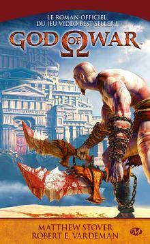 God of war : Le roman officiel du jeu vidéo best-seller