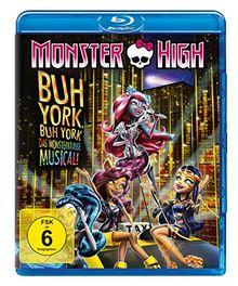 Monster High - Buh York, Buh York (inkl. Digital Ultraviolet) [Blu-ray]