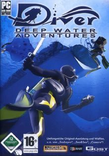 Diver: Deep Water Adventures (DVD-ROM)