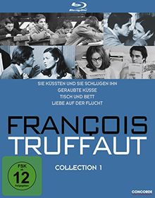 Francois Truffaut - Collection 1 [Blu-ray]