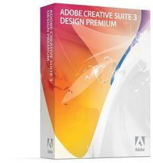 Adobe Creative Suite 3 Design Premium - STUDENT EDITION