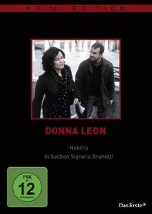Donna Leon - Nobiltà / In Sachen Signora Brunetti (Krimi-Edition)