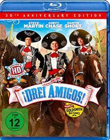 Drei Amigos - 30th Anniversary Edition - HD-Remastered [Blu-ray]