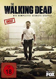 The Walking Dead - Die komplette sechste Staffel - Uncut [6 DVDs]