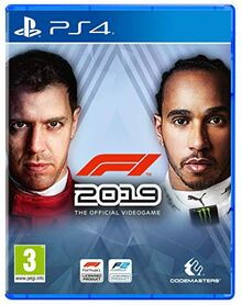 F1 2019 Standard Edition (PS4)