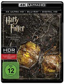Harry Potter und die Heiligtümer des Todes Teil 1 (4K Ultra HD) (+ Blu-ray)