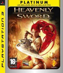 Heavenly Sword Platinum - Playstation 3 - FR