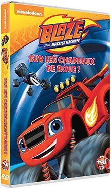 Blaze and the monster machines, vol. 1 : sur les chapeaux de roue !
