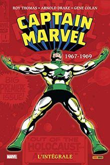 Captain Marvel : L'intégrale T01 (1967-1969)