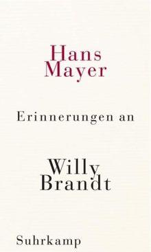 Erinnerungen an Willy Brandt