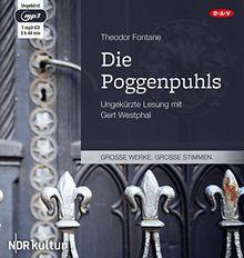 Die Poggenpuhls: Ungekürzte Lesung mit Gert Westphal (1 mp3-CD)