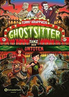 Ghostsitter, Band 05: Tanz der Untoten