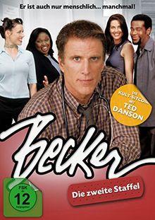 Becker - Die zweite Staffel [3 DVDs]