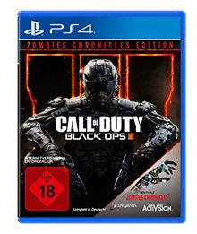 Call of Duty: Black Ops III Zombies Chronicles - [PlayStation 4]