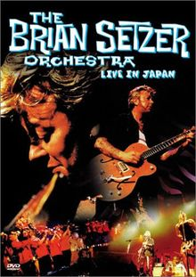 The Brian Setzer Orchestra : Live in Japan [FR Import]