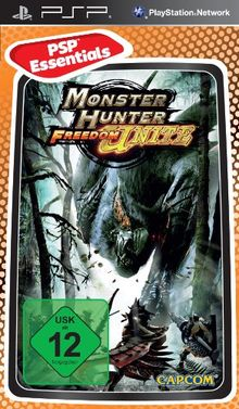 Monster Hunter: Freedom Unite [Essentials]