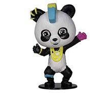 Ubisoft Heroes - Panda Figur   Serie 2 (Just Dance)
