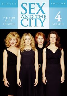 Sex and the City - Season 4, Episode 07-12