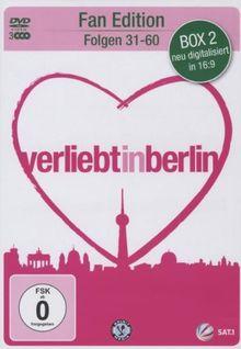 Verliebt in Berlin - Folgen 31-60 (Fan Edition, 3 Discs)