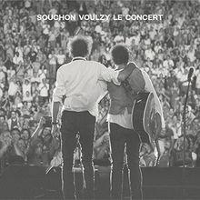 Souchon Voulzy le Concert