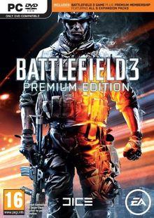 Battlefield 3 Premium Edition (PC DVD)