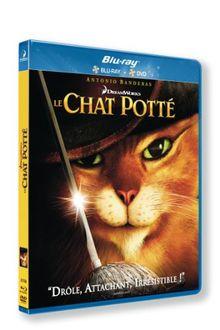 Le chat potté [Blu-ray] [FR Import]