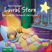 Lauras Stern - Märchenhafte Gutenacht-Geschichten: Tonspur der TV-Serie, Folge 8.