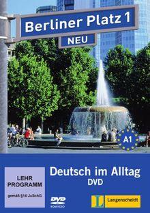 Berliner Platz 1 NEU - DVD 1: Deutsch im Alltag