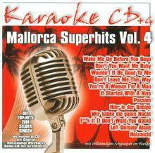 Mallorca Superhits Vol. 4 - Karaoke