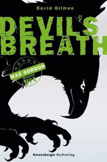 Max Gordon 1: Devil's Breath