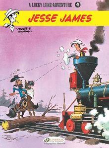 Jesse James (Lucky Luke Adventures)